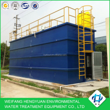 MBR & AO System Domestic and Industrial Wastewater Treatment Plant