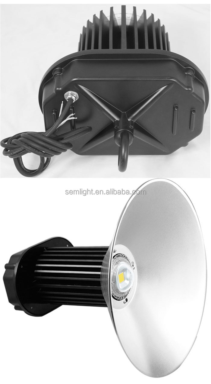 China Semlight LED High Bay 100w ( SEM-HB100-01B )