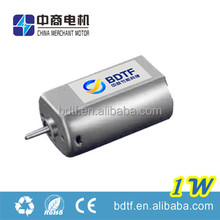 Brush motor zsff-180 is a precise DC motor