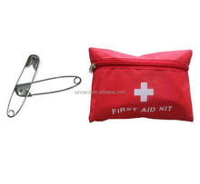 Emergency Survival Camping First Aid Kit, Hot Sale of first aid kit, cheap price first aid kits