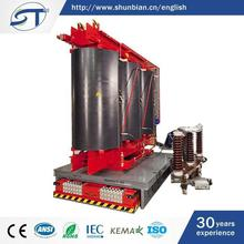 Electrical Equipment 3-Phase Special Designed Dry Type 220Kv Transformer