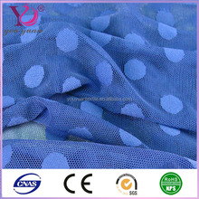 High quality breathable printed fine nylon mesh fabric wholesale