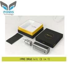 IPRO DR60 E Cigarette for dry Herb Separated Baking Vaporizer from Phimis