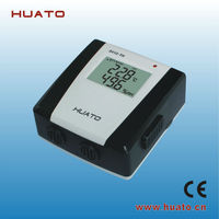 Factory/warehouse/ workshop monitor:Wireless temperature humidity data logger monitor system (networking solution)