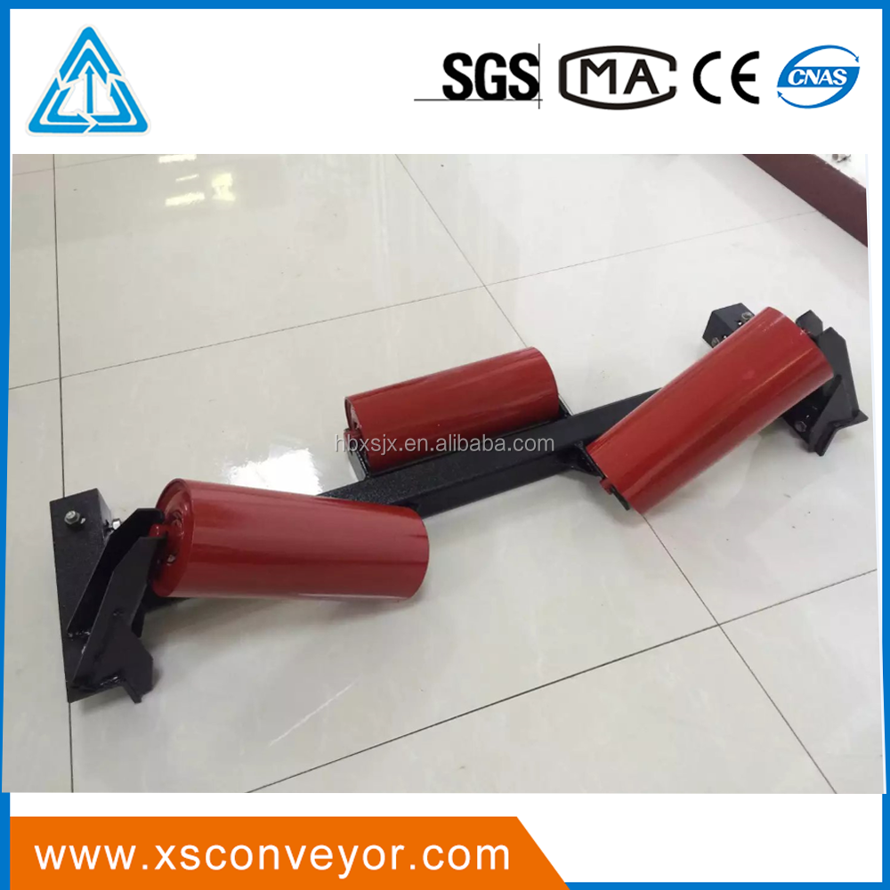 CEMA standard steel roller conveyor roller for belt conveyor system-wd00