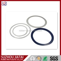 custom big and small diameter,NBR,FKM,silicon material seal ring