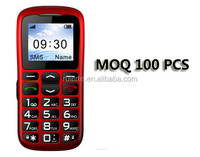 Popular senior phone/chipset MTK6260/MTK6261/bar style/mp3/mp4 supported--Vkworld Model C01