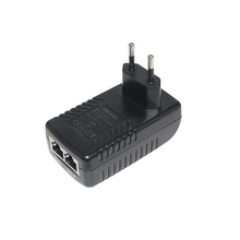 OEM Accepted POE Injector Charger 12v 24v 36v 48v 0.5a 1a 2a POE Power Adapter