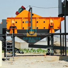 Green, Environment, Performance, Linear Vibrating Screen with CE Approved
