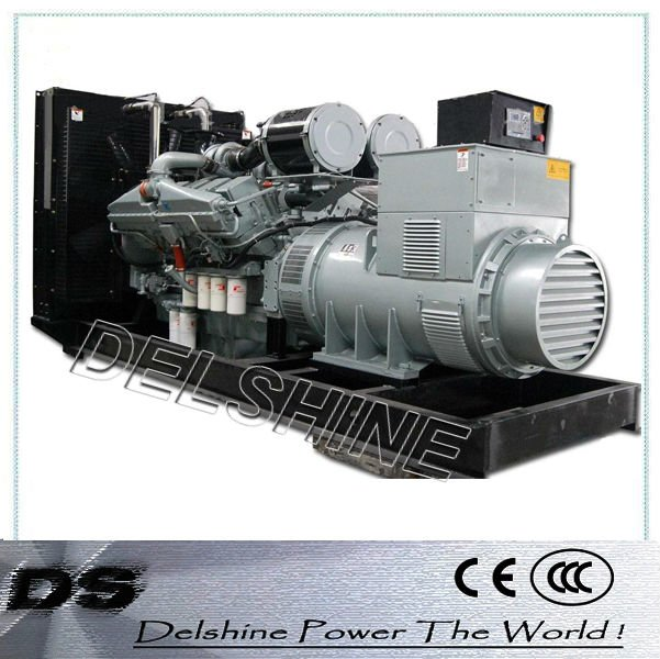 DS-450N 450kw silence electric diesel product name generator