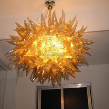 Hotel Light Low Ceiling Chandelier top crystal