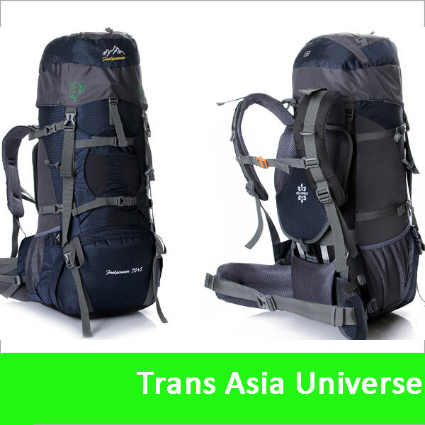 Hot Sale custom cheap large big backpack with many pockets