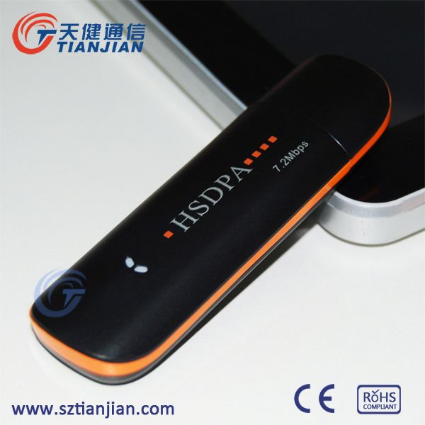 Download 7.2Mbps HSDPA 3G USB Modem Claro