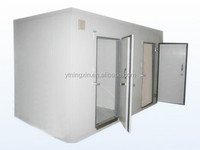 Mini cold storage for meat with frascold condensing unit