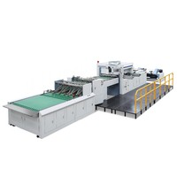 MSFD-1100Q Automatic Roll Paper Flat Die Cutting Machine