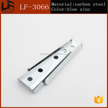 2015 hot sales new installation good quality small furiture corner brace/white coating iron bed plate bracket