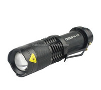 High Power 1000 Lumen Led Flashlight Torch for Riding Camping Hiking Hunting Indoor Activities
