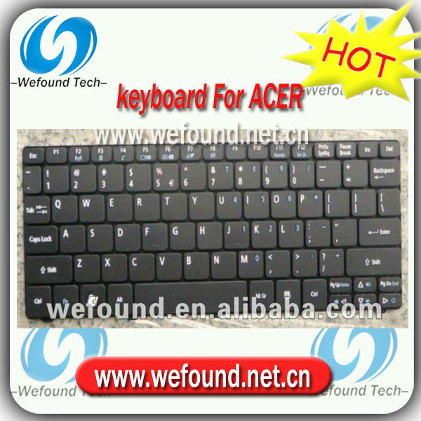 Hot sale laptop keyboard notebook keyboard For ACER 3820T 3810T 4736zG 4736G 4743G 4738ZG 4741