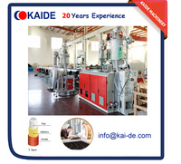 3 or 5 Layer EVOH Oxygen Barrier PERT/PEX/PB/PE Pipe Making Machine/Pipe Extrusion Machine/Production Line