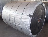 Convey cereal/rice/bulk material Rubber belt