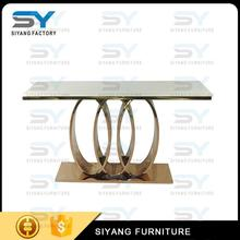 2016 round wholesale moden room french console table