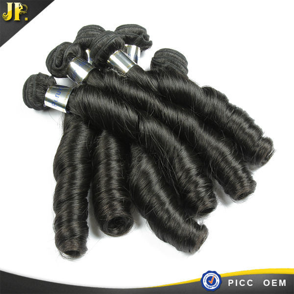New arrival of unprocessed peruvian remy human hair extension