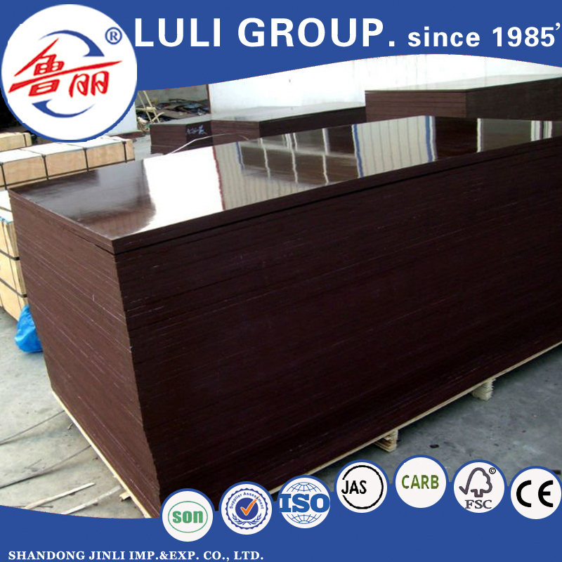 plywood waterproof Film Faced plywood shuttering Plywood for Construction with brand