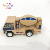 Goodkids Preschool Educational Role Play Cement Truck Wooden  Car Toys