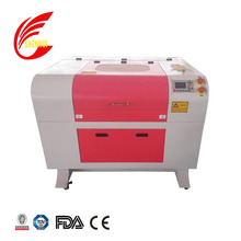 Sh 4060 plastic 60 watt co2 laser engraving machine laser engraver for whole seller
