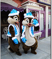 Hola Christmas costume/chipmunk mascot costume for sale