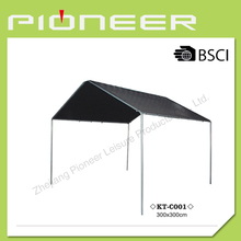 waterproof metal carport