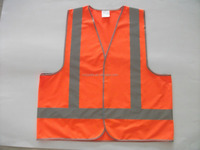 Chinese Garment Factory Supply Australia Road Safety Reflective Security Running Vest