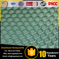 Aluminum foil thickness 0.08mm A3003 honeycomb core for side length 2mm