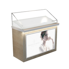 Wholesale Glass Jewelry Display Cabinets Showcase With Lock