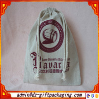 Eco-Friendly Small Linen Pouch /Linen Drawstring Bag /Linen Bag