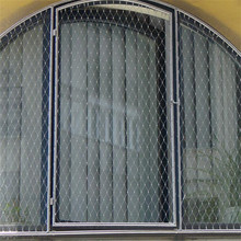 stainless steel plain weave wire mesh/architectural wire mesh window screen