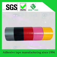 High Tempe derature Resist Heat resistant ptfe coated fiberglass adhesive duct tape with release paper for sealing machines