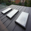 New customize aluminum electric window roof