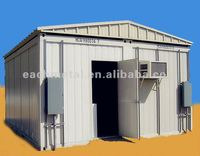 China container house-EACH METAL