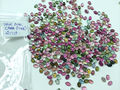 Natural 1st Quality Calibration Multi-color Oval Loose Gemstone Cabs Tourmaline