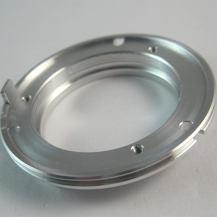 OEM mountain cycling accessories , cnc aluminium turning gear ring, CNC machining service