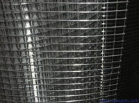Polished Stainless steel welded wire mesh supplied in rolls for cat enclosures
