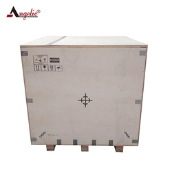 Custom made industrial packaging fumigation free plywood boxes