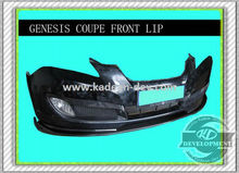 TYPE-1 STYLE FRONT LIP CARBON FIBER FOR GENESIS COUPE