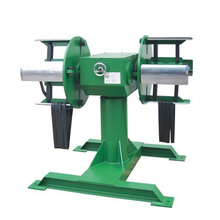 AUTO Decoiler/Uncoiler/ coil decoiling machine made in China