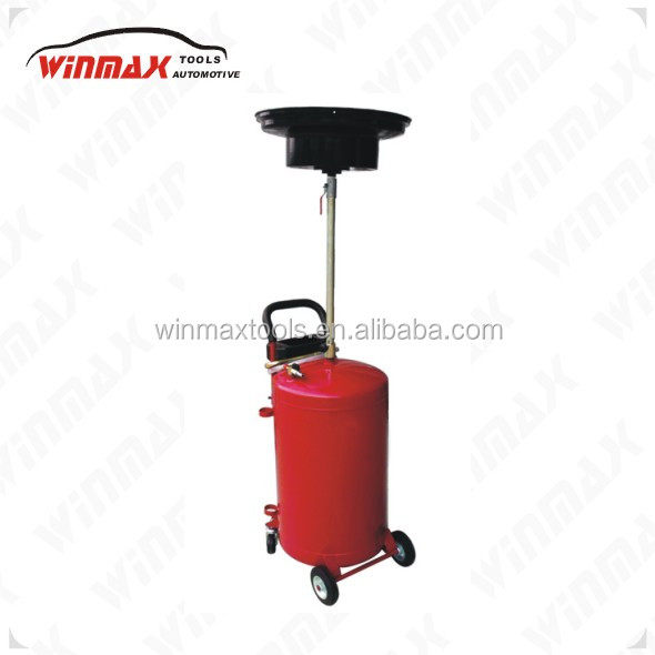 WINMAX Pneumatic 70L Waste Car Oil and Fluid Extractor WT04473