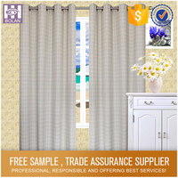 Wholesale European office jacquard window drapery