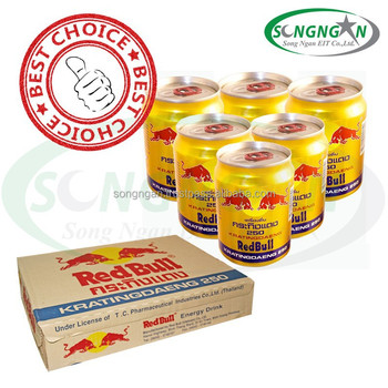 ENERGY DRINK - 250ML (CAN)