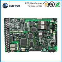 Shenzhen main FR4 pcb assembly service, pcba manufacture welding machine circuit board FR4 printing circuit board