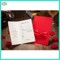 2014 hot sale wedding invitation covers
